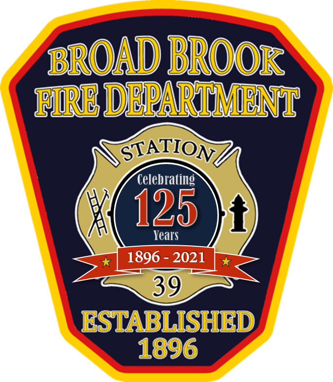 Broad Brook Fire Department 125th Anniversary