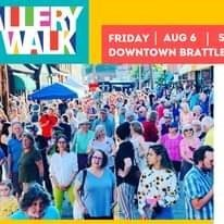 Gallery Walk August- Game On!