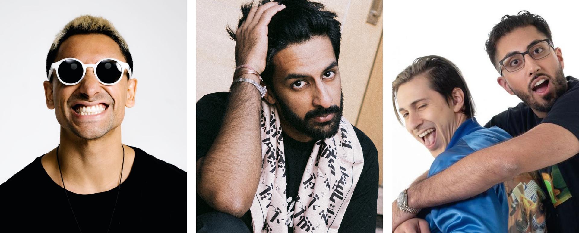 FULL CIRCLE NYC: ShiShi, Indian Cinema, The AVC - FULL CIRCLE NYC: ShiShi, Indian Cinema, The AVC