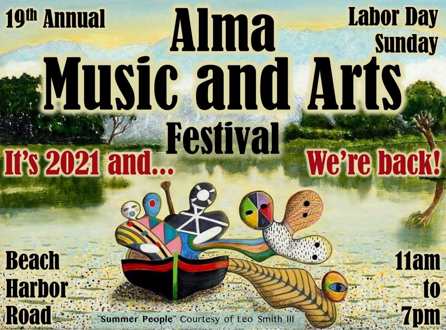 Alma Music and Arts Festival