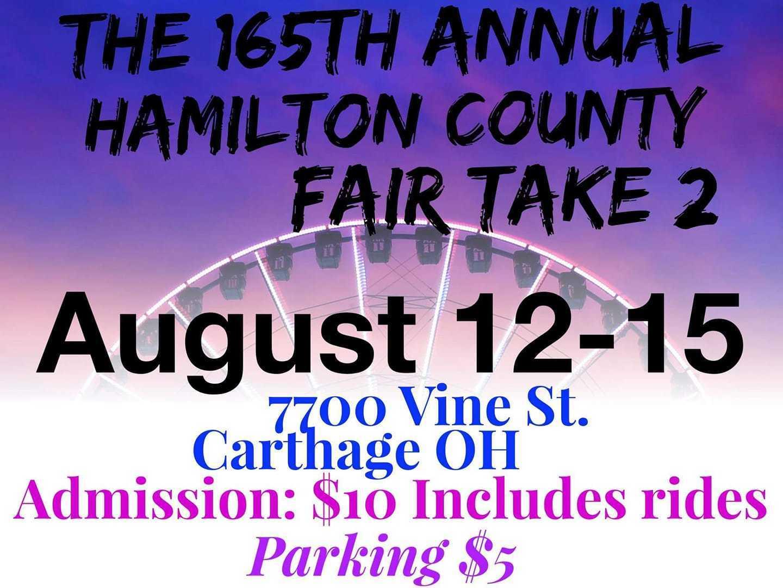 165th Take 2 Hamilton County Fair