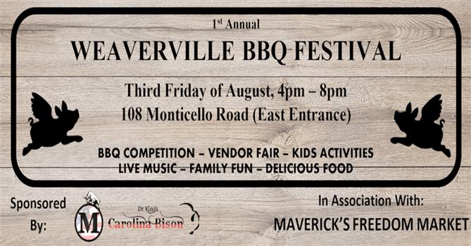 Weaverville BBQ Festival