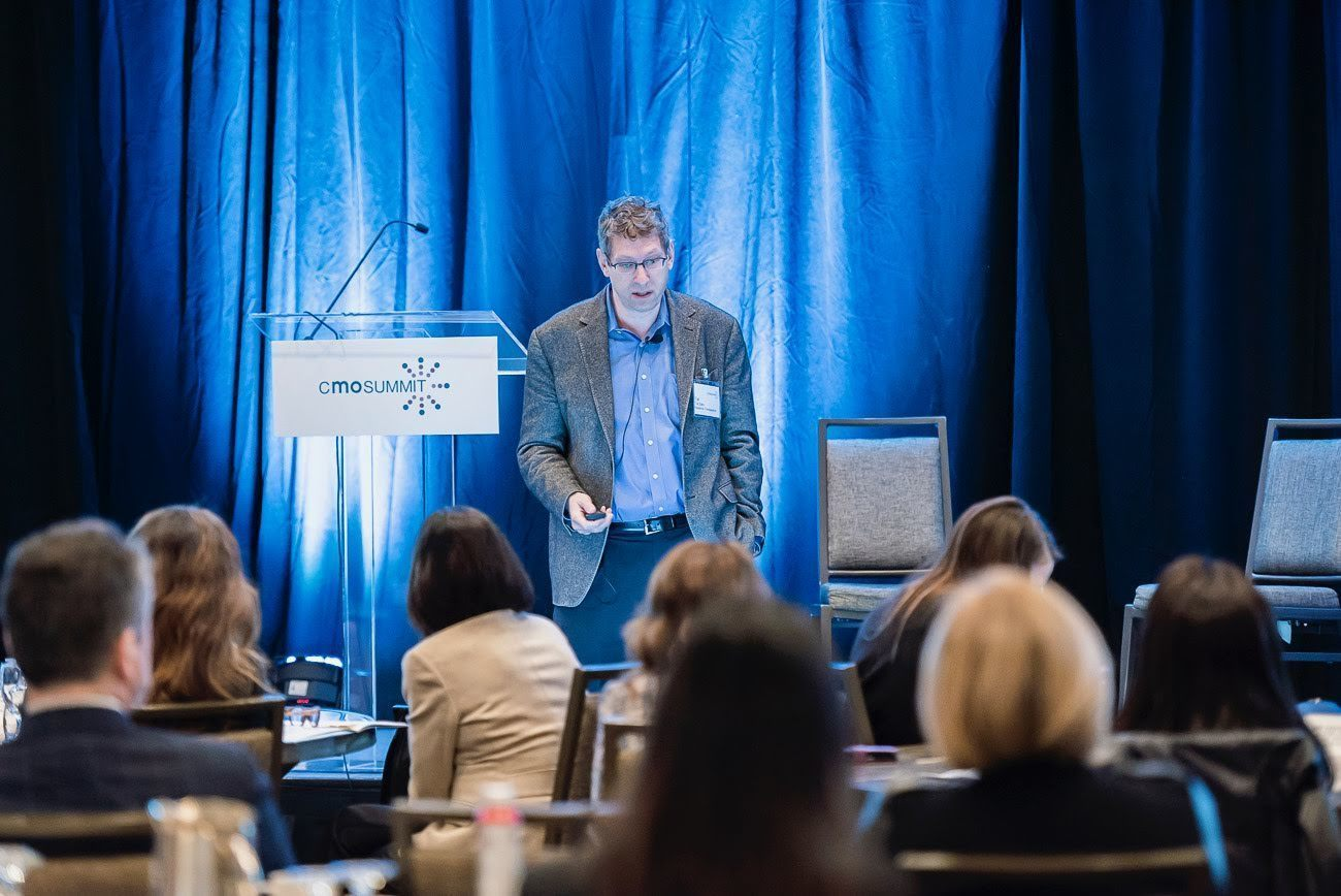 Although the program is primarily designed for CMOs, large pharma CMOs and other R&D decision-makers also attended to exchange best practices in drug development and business management.