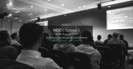 NDC Sydney 2017 - Conference for Software Developers
