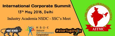 International Corporate Summit 2016 Delhi