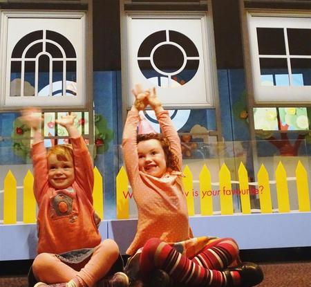 Discovery Space: Play School - what's behind the windows?