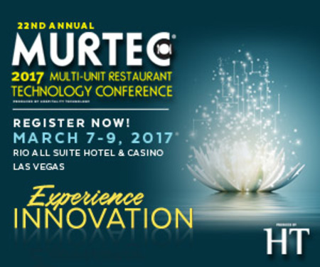 MURTEC Multi-Unit Restaurant Technology Conference