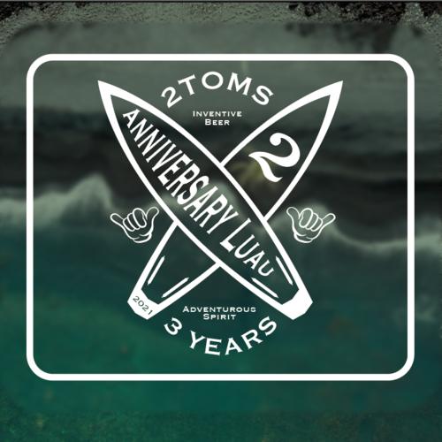 2Toms Anniversary Luau (Fort Wayne, IN)
