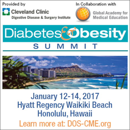 Diabetes and Obesity Summit (DOS)