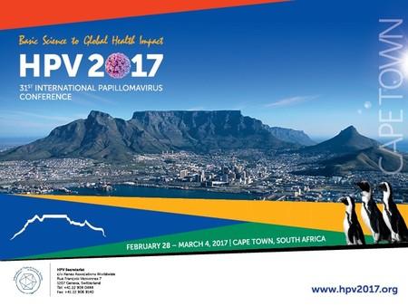 31st International Papillomavirus Conference (HPV 2017)