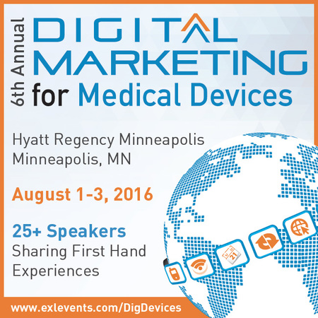 6th Digital Marketing for Medical Devices