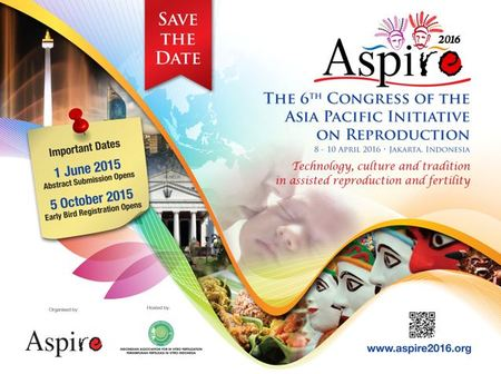 The 6th Congress of the Asia Pacific Initiative on Reproduction