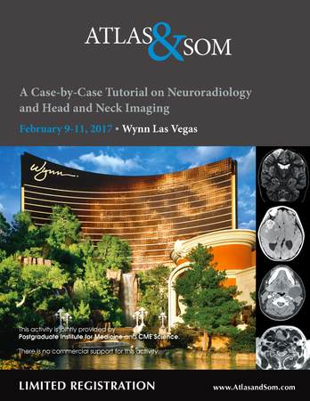 Atlas & Som: Case Tutorial on Neuroradiology and Head and Neck Imaging