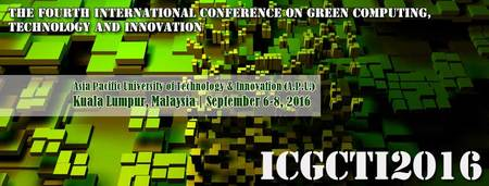 4th International Conference on Green Computing, Technology and Innovation
