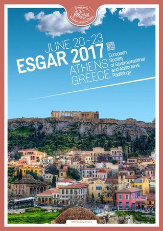 ESGAR 2017 - 28th Annual Meeting and Postgraduate Course of ESGAR