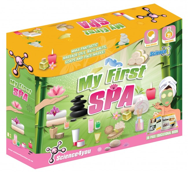 Science4You My First Spa
