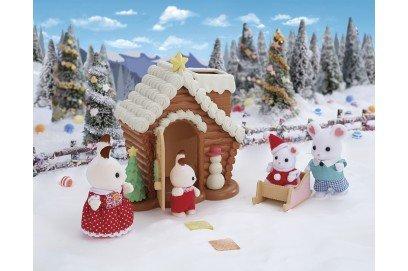 Sylvanian Familes 5390 Gingerbread Playhouse