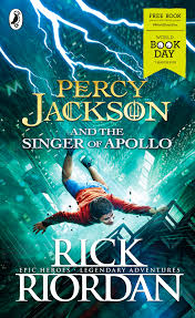 Percy Jackson and the Singer of Apollo  World Book Day