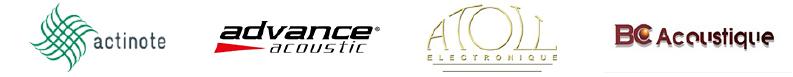Actinote - Advance Acoustics - Atoll - BC Acoustique