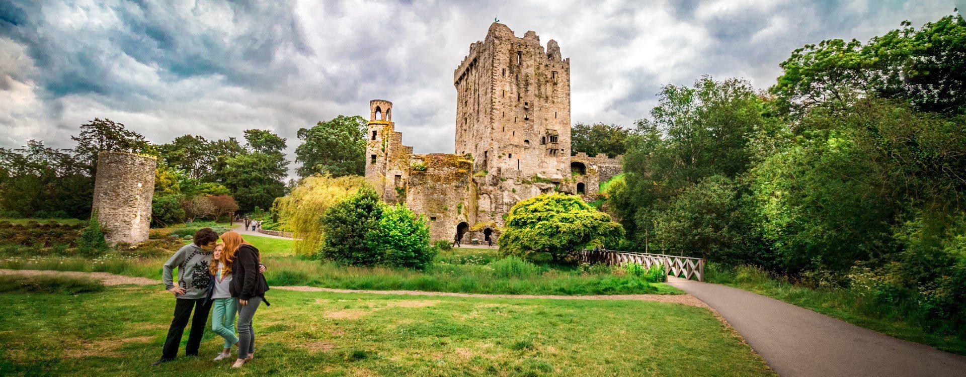 Excursión por un día a Cork, Blarney y Cashel desde Dublín