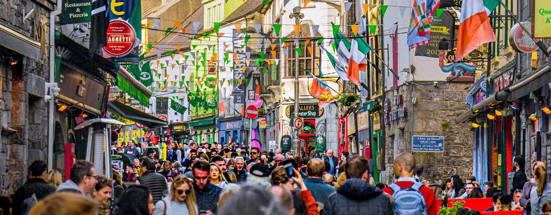 Excursión por un día a Galway y Connemara desde Dublín