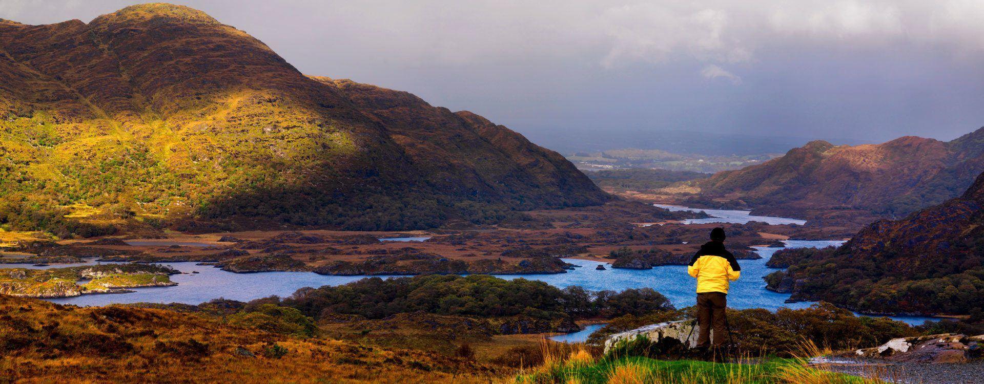 Excursión de un día al Anillo de Kerry desde Killarney
