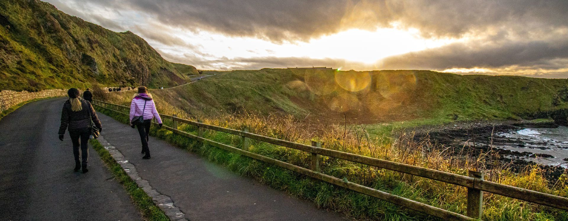 Excursión de dos días a Irlanda del Norte desde Dublín