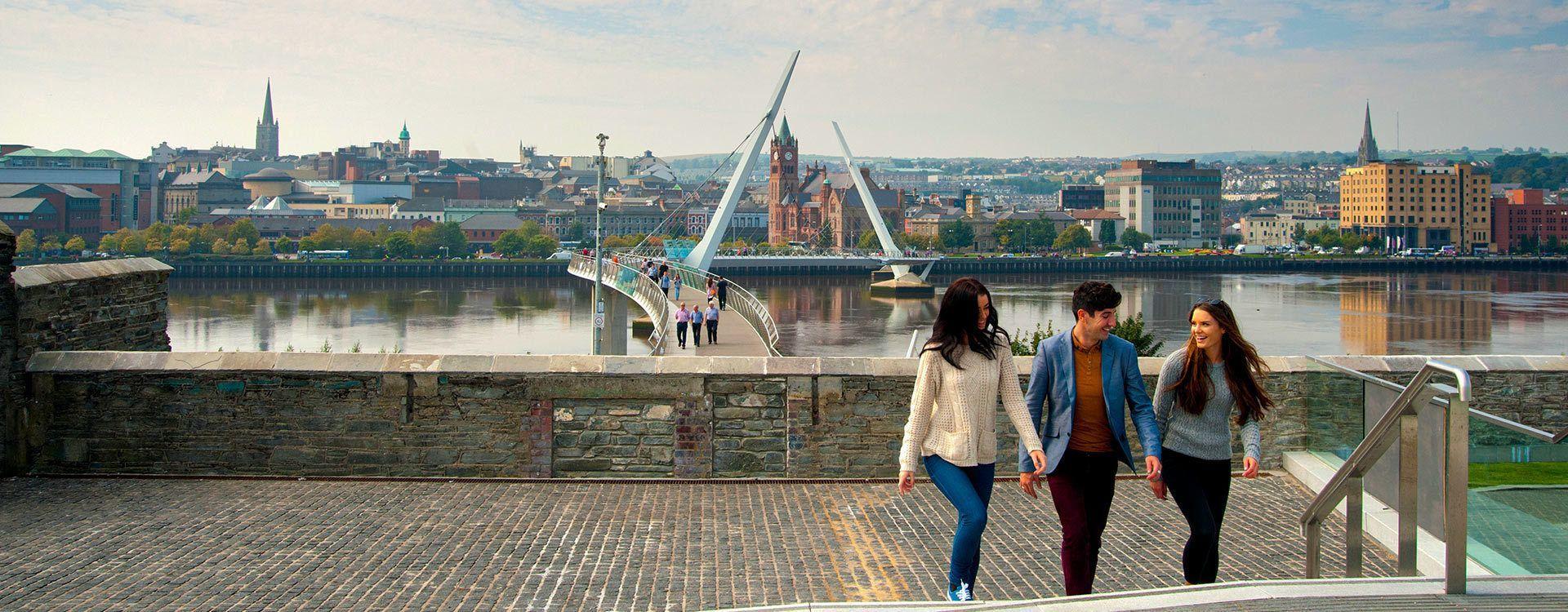 Excursión de tres días a Irlanda del Norte desde Dublín