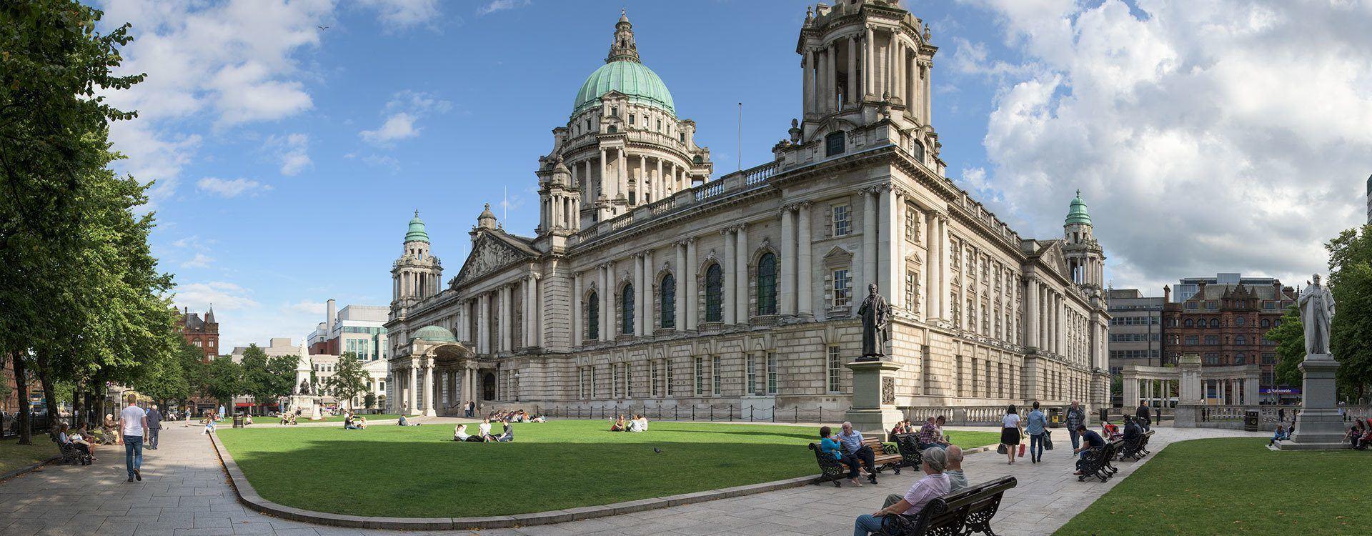 Ciudad de Belfast