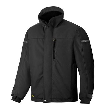 11000404 allroundwork 375 insulated jacket blackblack 0404