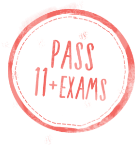 pass 11 plus stamp