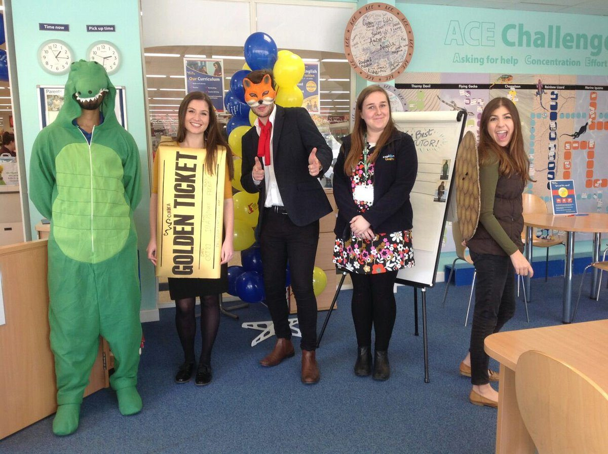 Roald Dahl Charity Dress Up Day