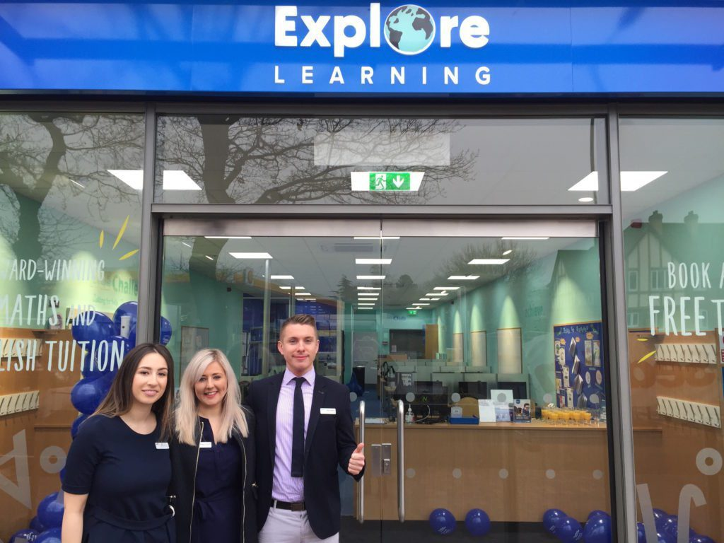 Explore Learning Mere Green