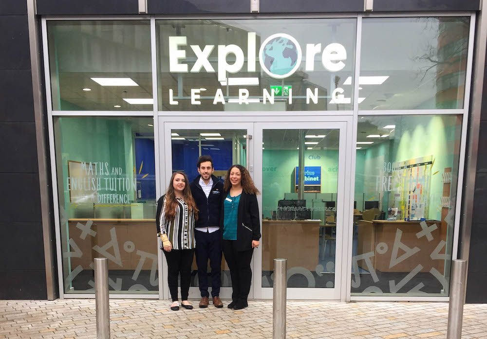 Explore Learning Canning Town