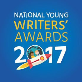 National Young Writers' Awards logo