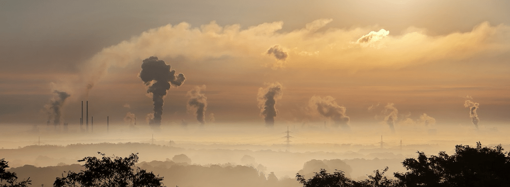 UK children worry about pollution