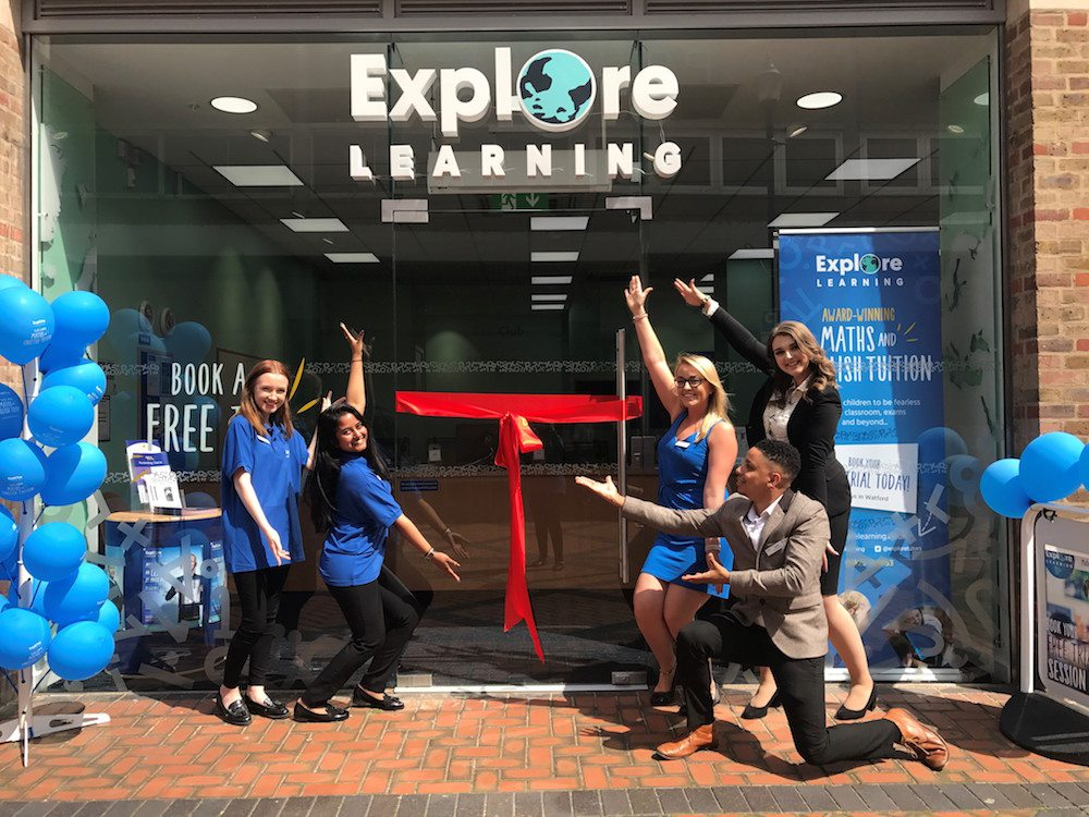 Explore Learning Watford