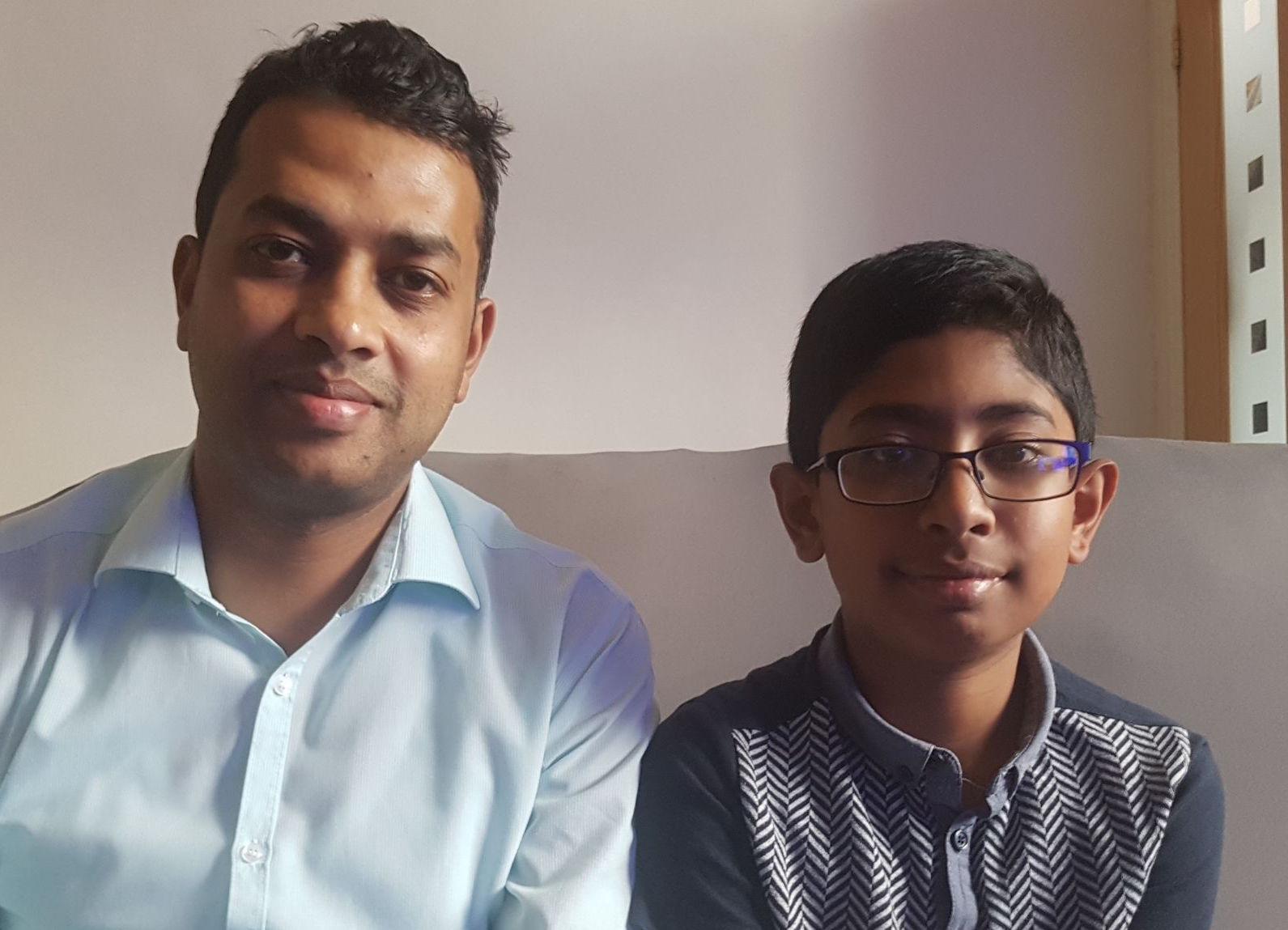Tahir and Ehsanoor