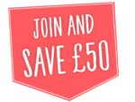 Join and save £50