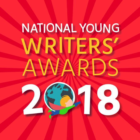 Image result for Images of Young Writers Award 2018