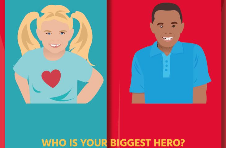 Children's heroes