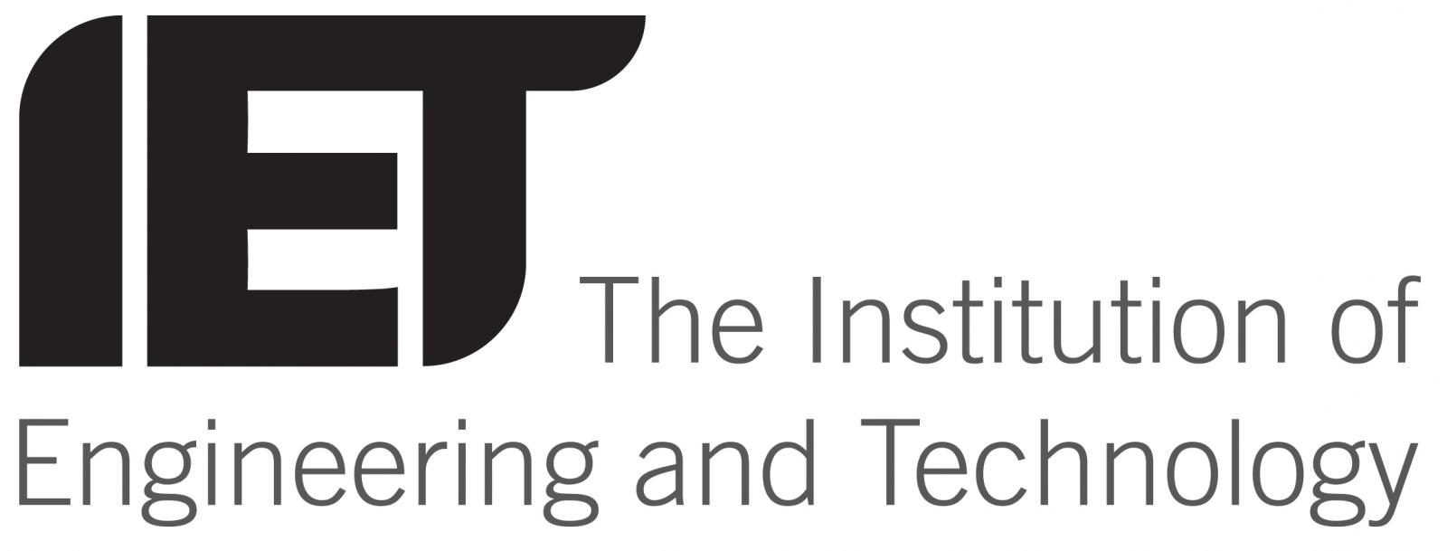 Institution of Engineering and Technology logo
