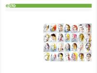 Op deze site zult je werk van een aantal kunstenaars van exto kunnen zien en wel snel getekende portretten die ze maken van collega-kunstenaars.  Wat op het forum van exto als grap is begonnen groeit uit tot een groot project waarbij er al veel enthousiaste deelnemers zijn.