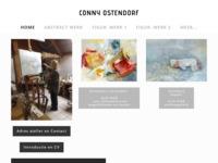 <p>Conny Ostendorf: uitgebreide artgallery van schilderijen, composities, houtskool tekeningen, aquarellen.&nbsp;</p>