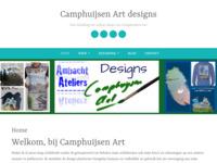 De introductie website naar de online shops van Camphuijsen Art.  In deze shops zijn veel verschillende producten te bestellen die een design dragen welke onstaan zijn uit verwerkte schilderijen en foto's van Rita Camphuijsen