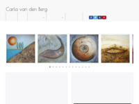 De persoonlijke website van Carla van den Berg