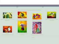 Artq.net. Artist Portfolio Online.