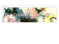 Schilderijen van mijn neef Ruud waarvan ik zijn werk wel in het Van Abbe zou willen zien hangen.
