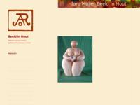 Website van Jaro Müller, die prachtige beelden maakt in hout. Hij geeft ook les in zijn eigen atelier, dat staat op het terrein van de vroegere houtzaagmolen in de wijk Lombok in Utrecht. Omdat ik hout zo'n fantastisch materiaal vind, ben ik in 2007 lessen gaan volgen bij hem.