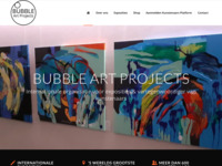 Bubble Projects is een organisatie die kunstenaars een internationaal platform wil bieden